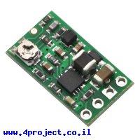 מודול ממיר מתח (מעלה/מוריד) 2-12V/300mA - דגם S8V3A
