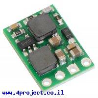 מודול ממיר מתח (מעלה/מוריד) 5V/400mA - דגם S10V4F5
