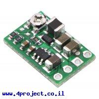 מודול ממיר מתח (מוריד) 2.5-7.5V/600mA - דגם D24V6ALV