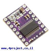 בקר מנוע צעד מבוסס על DRV8825 - גרסה קודמת