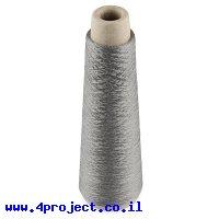חוט תפירה מוליך על בסיס פלדה - 330 מטר / 60 גרם