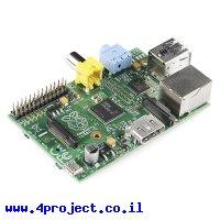 כרטיס פיתוח - Raspberry Pi - דגם B