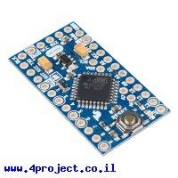 כרטיס פיתוח Arduino Pro Mini 328 - 3.3V/8MHz