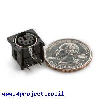 מחבר MiniDIN 6 Pin לעכבר/מקלדת PS/2