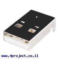 מחבר USB-A זכר