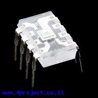 חישן אור - ממיר עוצמת אור לתדר TSL230R