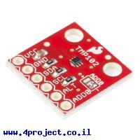 חישן טמפרטורה - מודול עם TMP102 - גרסה קודמת