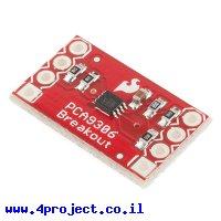 כרטיסון מתאם רמות לוגיות PCA9306