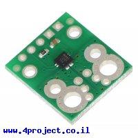 חישן זרם ACS711EX עד 15.5A-/+