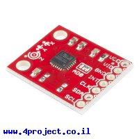 ג'ירוסקופ שלושה צירים +/- 2000 מעלות/שניה ITG-3200