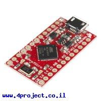 כרטיס פיתוח Arduino Pro Micro 5V/16MHz