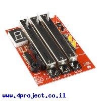 מגן Arduino - ערכת הסכנה