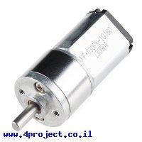 מנוע 15.5Dx30L עם תיבת העברה מתכתית 105:1