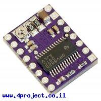 בקר מנוע צעד מבוסס על DRV8825