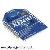 מודול תקשורת XBee Pro S1 60mW - אנטנת PCB