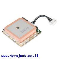 מודול GPS EM-506A SIRF4 48 channels עם אנטנה
