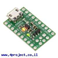 כרטיס פיתוח Arduino A-Star 32U4 Micro