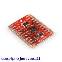 מתאם I2C/SPI ל-UART בעזרת רכיב SC16IS750