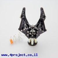 צבת רובוטית של Makeblock עם 2/4 אצבעות
