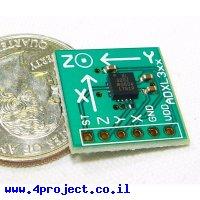 חישן תאוצה שני צירים +/-5g דגם ADXL320