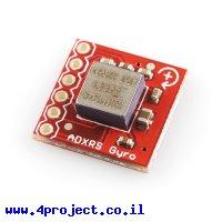 ג'ירוסקופ ציר אחד +/- 150 מעלות/שניה ADXRS613