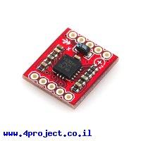 ג'ירוסקופ שני צירים +/- 120/30 מעלות/שניה LPY503AL - גרסה קודמת