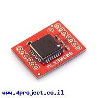 ג'ירוסקופ ציר אחד +/- 300 מעלות/שניה MLX90609