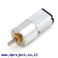 מנוע מיני עם תיבת העברה מתכתית 100:1