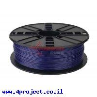 פלסטיק למדפסת 3D - כחול כהה - PLA 1.75mm