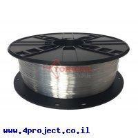 פלסטיק למדפסת 3D - טבעי - PETG 1.75mm