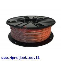 פלסטיק למדפסת 3D - מחליף צבע - PLA 1.75mm - סגול - ורוד