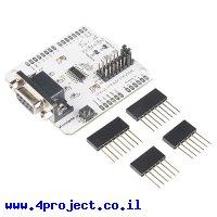 מגן Arduino לתקשורת RS232 - גרסה V2