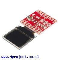 מסך Micro OLED 64x48