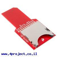 כרטיסון רחרחן כרטיסי זכרון - SD sniffer