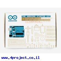 כרטיס פיתוח Arduino - ערכה למתחילים - אנגלית