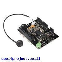 מגן Arduino לזיהוי קול EasyVR 2.0
