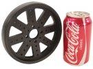 """תמונה של מוצר גלגל לעומס גבוה 152.4 מ""""מ (6"""") לתבנית חורים 0.770"""""""