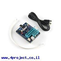 צורב PIC - תואם MPLAB ממשק USB