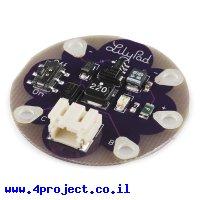 ספק כח LiPo ל-LilyPad מבוסס על NCP1400