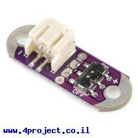 מחבר JST 2-pin עם מפסק ל-LilyPad