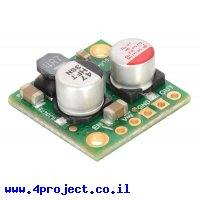 מודול ממיר מתח (מוריד) 5V/2.5A - דגם D24V25F5