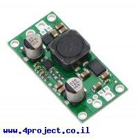 מודול ממיר מתח (מעלה/מוריד) 6V/2A - דגם S18V20F6