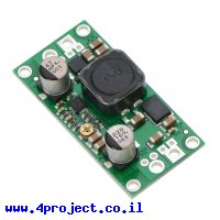 מודול ממיר מתח (מעלה/מוריד) 4-12V/2A - דגם S18V20ALV
