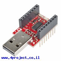 צורב Arduino - לרכיבי MicroView