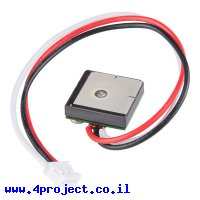 מודול GPS GP-20U7 56 Channels עם אנטנה
