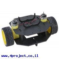 פלטפורמה רובוטית - Peewee Runt Rover