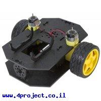פלטפורמה רובוטית - Sprout Runt Rover