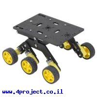 פלטפורמה רובוטית - Bogie Runt Rover