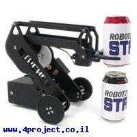 פלטפורמה רובוטית - Stacker