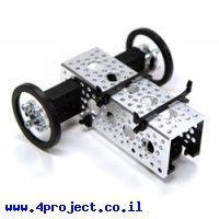 פלטפורמה רובוטית - ActoBitty על 2 גלגלים